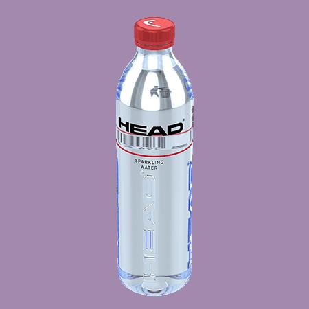 Head Sparkling Water